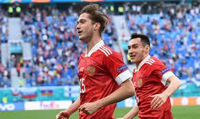 ผลบอลยูโร : รัสเซีย คืนฟอร์มเก่ง เฉือน ฟินแลนด์ เก็บ 3แต้ม กลุ่มบี นัด2 -  ข่าวสด