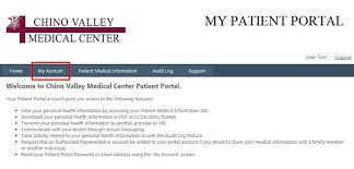 Reading Hospital My Chart Patient Portal Chino Valley Medical Center