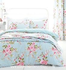 chic duvet covers shabby beach house blue pink roses chic queen duvet cover set in shabby