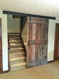 basement sliding door reclaimed wood sliding door reclaimed wood barn doors unique basement sliding doors basement