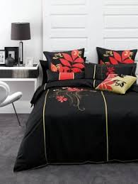 KOO Florence Quilt Cover Set Florence King Reg: $119.99   New ... & QUEEN MEILIN BLACK QUILT COVERS, MEILIN QUEEN QUILT COVER SETS BLACK Adamdwight.com