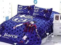soccer bedding sheets bed set franchised soccer stars boys bedding twin single size duvet cover bed