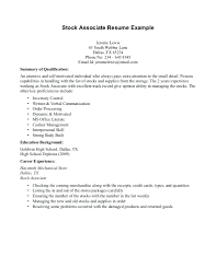 High School Graduate Resume With No Work Experience Resume With No