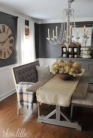 diy farm table stained with rustoleum s weathered gray and minwax s provincial