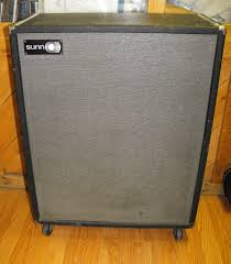 1x15 Guitar Cabinet Need Some Input On A Sunn 1x15 Cabinet