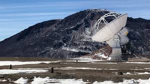 What Kinds Of Light Are These Telescopes Designed To Detect Chile And Telescopes Are A Match Made In Heaven Npr