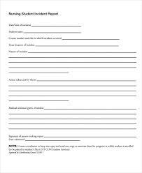 Copy Of Incident Report 28 Incident Report Samples Free Premium Templates