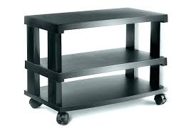 tv stand with casters. Tv Stand With Wheels Casters Intended For Cabinet Wood