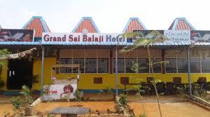 Hotel Sai Balaji Grand Sai Balaji Hotel A C Pure Veg