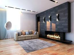 fireplace colors idea mid century modern fireplace with dark surround painted fireplace mantels ideas