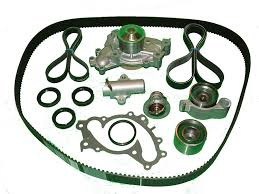 toyota repar 13  How to Replace a Toyota Sienna Serpentine Belt moreover  additionally Does my Toyota have a timing belt furthermore  in addition  in addition Repair Guides   Engine Mechanical  ponents   Timing Belt besides Serpentine belt   Automotive illustrated glossary furthermore I am in the process of changing the timing belt on a Toyota Sienna likewise Toyota Timing Belt Kit   eBay also  as well Toyota Sienna Timing Belt Replacement Cost Estimate. on toyota sienna timing belt repment