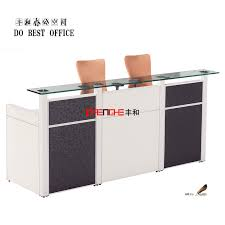 office counter designs. reception counter design office furniture front desk salon glass designs e