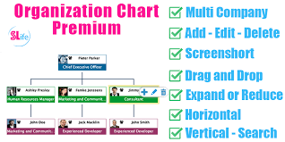 Executive Hierarchy Chart Organization Chart Premium Odoo Apps