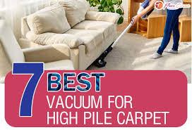 best vacuum for high pile carpet reviews 2019