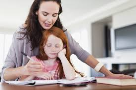 Parents Helping With Homework Clipart Parents    RF Stock Photos