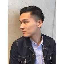 若く見える髪型30代メンズにおすすめ刈り上げ黒髪ショート Lumderica