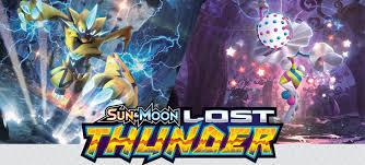 Sun & Moon: Lost Thunder Set List – Limitless