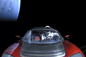 tesla car in space live. why does the tesla look so fake in space? we asked a chemist car space live 0