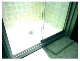 how to build a shower pan how to install a fiberglass shower fiberglass shower pans