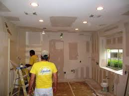 image of perfect sloped ceiling recessed lighting