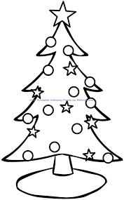Christmas Lights Coloring Pages Getcoloringpages Com Free Coloring Pages Of Christmas Treesl L
