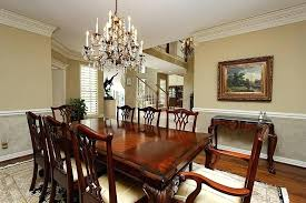 crystal dining room chandelier dining room crystal chandelier magnificent ideas for chandeliers home design collection 40