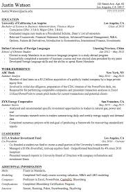 College Resume Example Delectable Professional Resume Templates For College Graduates