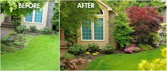 simple landscaping ideas. Simple Landscape Design Ideas Amazing Image Of Perfect Front Yard Landscaping I