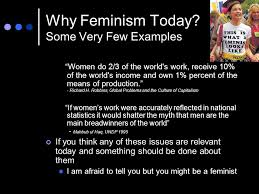 why feminism today by andrew carvajal feminism what often why feminism today