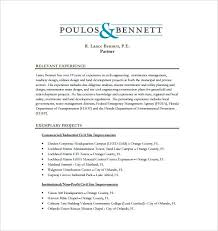 Resume Templates For Engineers Amazing Engineering Cv Format Pdf Engineering Resume Templates Sample 48
