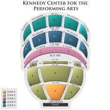 Kennedy Center Eisenhower Hall Theater Seating Chart Kennedy Center Opera House Tickets