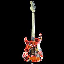 similiar frankenstein guitar keywords the eddie van halen frankenstein replica guitar wild west guitars