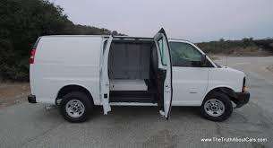 2012 GMC Savanna 3500 Diesel Cargo Van, Exterior, Side doors open ...