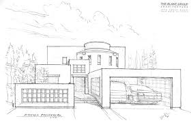 modern architectural drawings. Plain Architectural Modern Architecture Drawing House Reaching Out With Architectural Drawings I