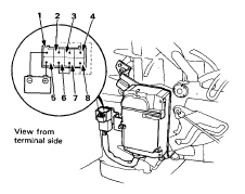 1988 honda accord heater air conditioning circuit troubleshooting honda accord wiring diagram