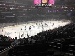 Staples Center Premier 9 Los Angeles Kings Rateyourseats Com