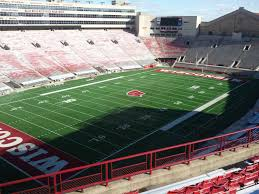 Camp Randall Student Section Seating Chart Camp Randall Stadium Section Kk Rateyourseats Com