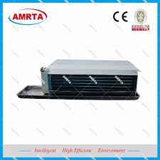 hydronic carrier chilled water fcu fan coil unit heating and cooling