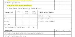 Maintenance Report Template Maintenance Monthly Report Template