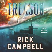 Treason by Rick Campbell | Audiobook | Audible.com
