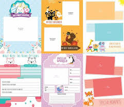 Baby Photo Album Book 6 98 After Rebate Baby Memory Book Photo Album Journal Scrapbook For Newborn Ink Pad Monthly Stickers Best New Mom Gift Record First 5