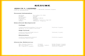 How To Write References On A Resume Fascinating Job Resume References Examples Reference List For Template With