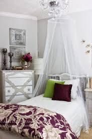 Teen Girls Glamorous French Bedroom On