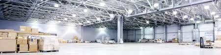 warehouse lighting solutions