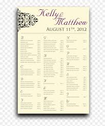 Damask Seating Chart Mother Of The Bride Dresses Hd Png