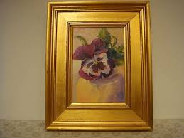 Pair of Signed Evelyn Rhodes Framed Original Oil On Canvas Paintings No  Reserve | #431644420