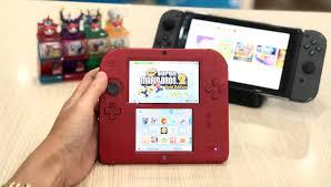 5 lý do bạn nên mua Nintendo 2DS sau khi đã sở hữu máy Switch – nShop - Game  Store powered by NintendoVN