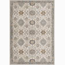 bazaar luminous ivory 8 ft x 10 ft indoor area rug