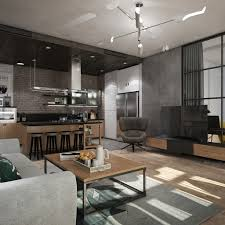 Home Designs: Budget Wood Flooring - Studio Apartment Design