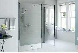 glass shower screen example malaysia wall mount 5 panel